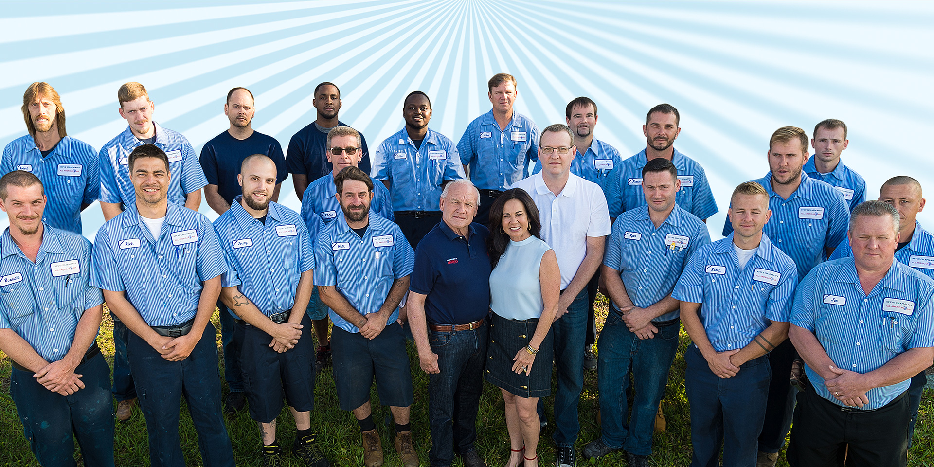 AS THE LARGEST HVAC DEALER IN ST. JOHNS COUNTY WE PROVIDE THE FINEST IN COOLING AND HEATING PRODUCTS. WE PROUDLY SERVICE, MAINTAIN AND REPLACE ALL MAKES AND MODELS. WE HONOR FACTORY WARRANTIES AND OFFER EXTENDED WARRANTIES.