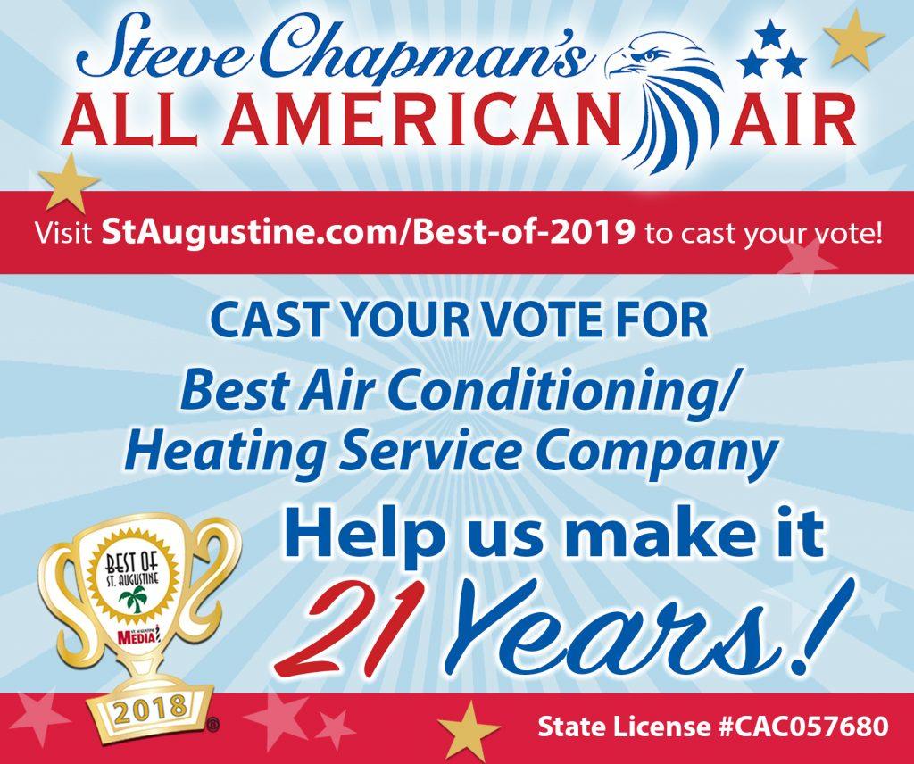 Vote All American Air