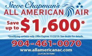 All American Air Rebate